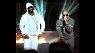B.o.B Feat. Young Jeezy & T.I.- Strange Clouds (Remix)[CLEAN][HD]