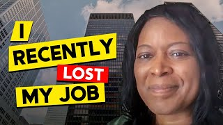 I Recently Lost My Job💥 (Prophetic Word: The Loss was Bittersweet but it Brought Forth Gods Promise!