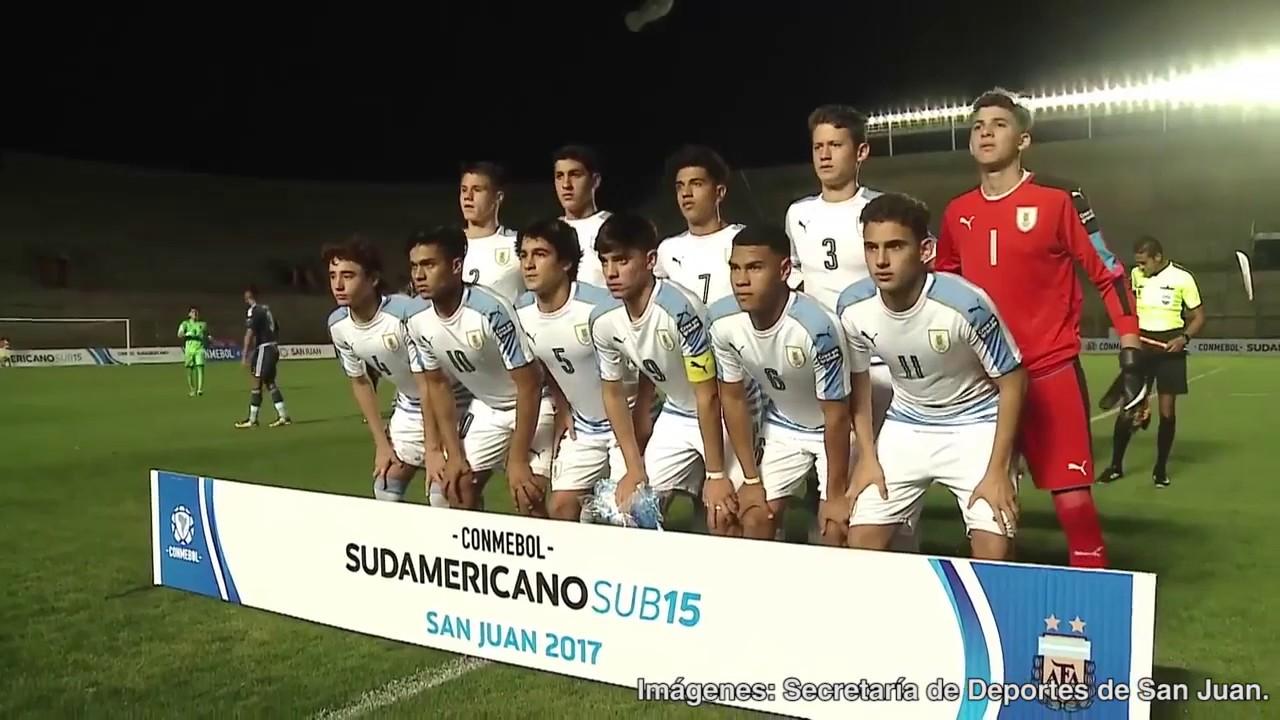 Argentina 2 - 2 Uruguay