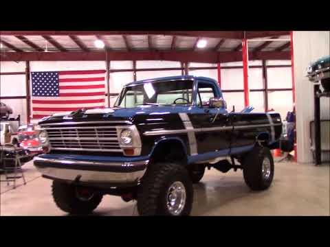 Video of '70 F100 - OD8R
