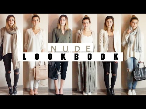 SPRING LOOKBOOK nude | JucePauline