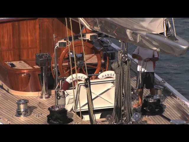 "Discovery Channel Docu Series ""Superyachts"" - Documentary Vitters Shipyard"