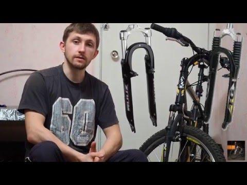 Горный Велосипед - Ремонт и обслуживание вилки ZOOM Fork