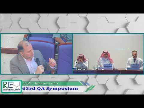 63rd QA Symposium - Part 4