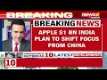 Apple shifts investments from China, focus on India | NewsX - Video