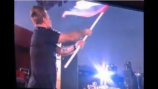 DJ Paul Oakenfold в Самаре Цой Перемен и Пол Окенфолд
