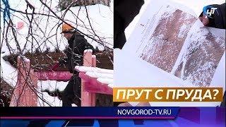Занятые на реставрации «Витославлиц» строители утверждают, что им задерживают зарплату