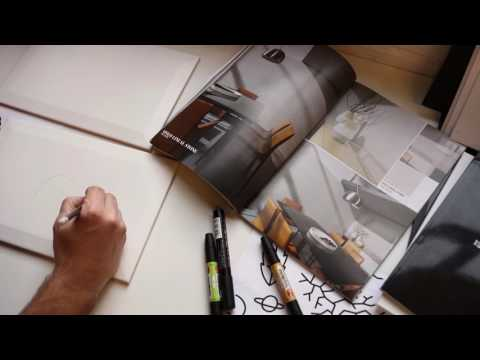 Porcelanosa Experience Action Painting