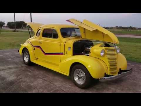1938 Chevy Coupe Willie Moore
