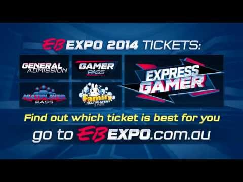 EB Expo Tickets Are Now On Sale