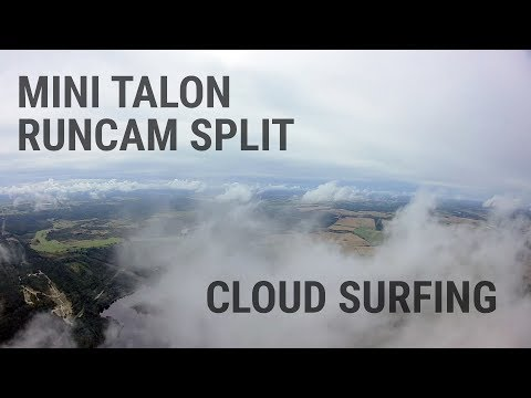 mini-talon-fpv-with-runcam-split--flight-in-clouds