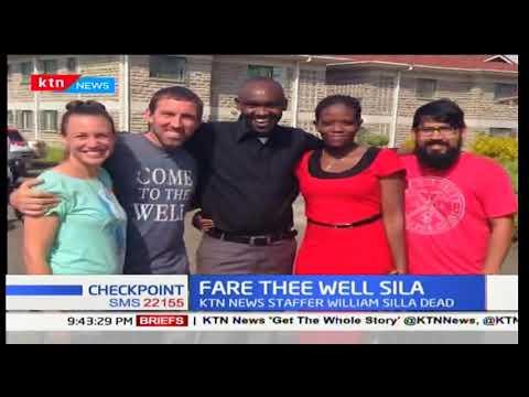 KTN mourns Kenya's pioneered sign language interpreter William Sila