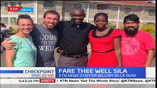 KTN mourns Kenya's pioneered sign language interpreter William Sila