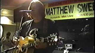 Matthew Sweet Japan In-Store '92 Girlfriend, Winona, Divine Intervention, Thought I Knew You