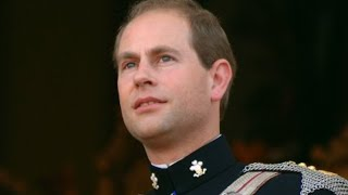The Truth About Queen Elizabeth & Philip's Youngest Son