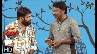 Chalaki Chanti&Sunami Sudhakar Performance | Jabardasth | 14th March 2019  | ETV Telugu