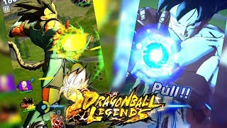 SUMMONS & EVENT/PVP GAMEPLAY! FIRST IMPRESSIONS   Dragon Ball Legends