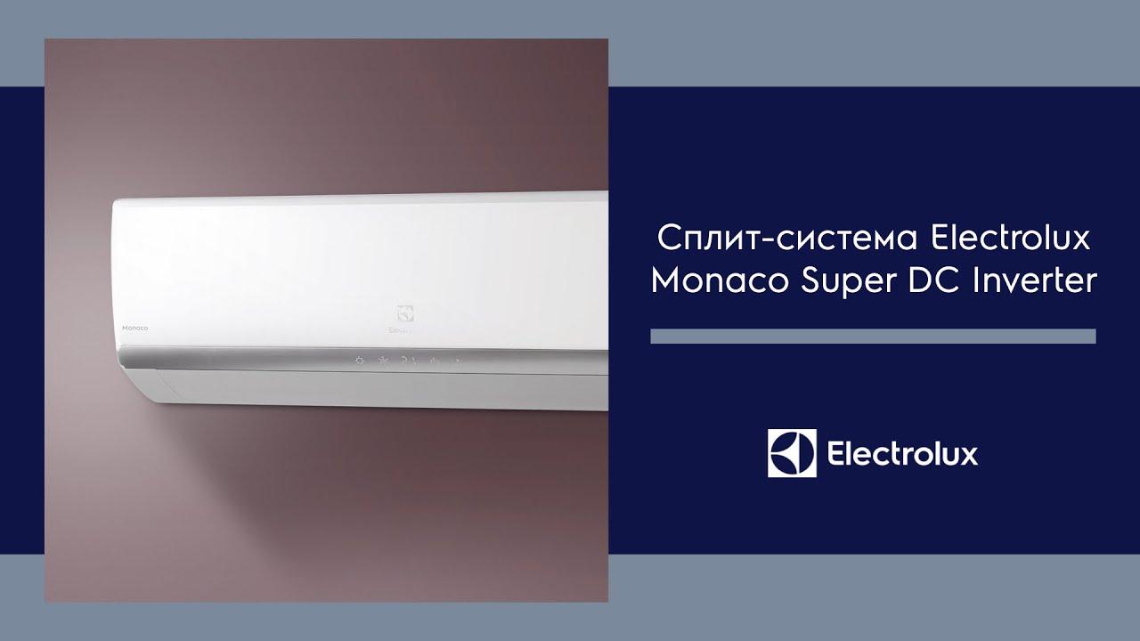 Сплит-система Electrolux EACS/I-12HM/N3_15Y видео