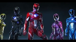 Power Rangers 2017 Trailer Oficial HD
