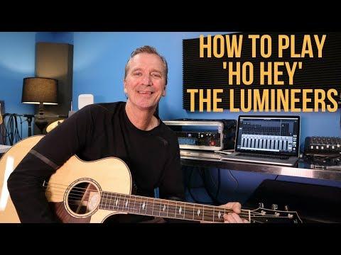 Ho Hey Guitar Lesson With Chords Guitarguitar Net