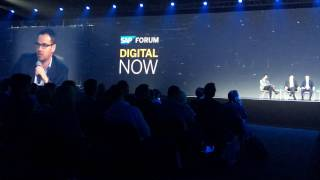 Иван Ургант на SAP Forum 2017  #sapforum2017 #digitalnow