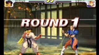 Kuroda (GO) Ino (MA) MOV (CH) vs Boss (MA) Ochibi (YU) Rikimaru