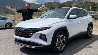 The Highly Requested 2021 Hyundai Tucson Hybrid - Rapid Fire Test Drive!