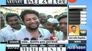 Ahmednagar Sujay Vikhe Patil Reaction After LS Election 2019 Win