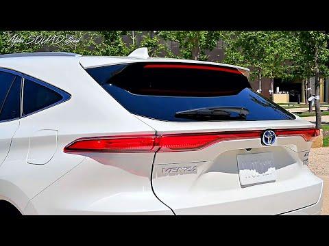 2021 Toyota VENZA – ALL-NEW Toyota VENZA 2021