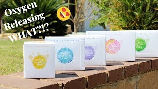 A New Better Feminine Pad! Worlds First Oxygen Releasing Feminine Pad!