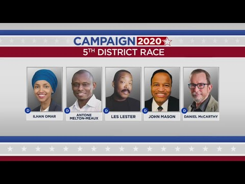 Text Encourages GOP To Vote DFL In Primary Against Omar
