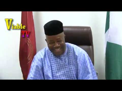 9Th Senate Presidency : Godswill Akpabio Reveals Next Line of Action