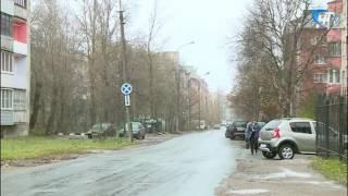 В Великом Новгороде впервые в этом сезоне выпал снег