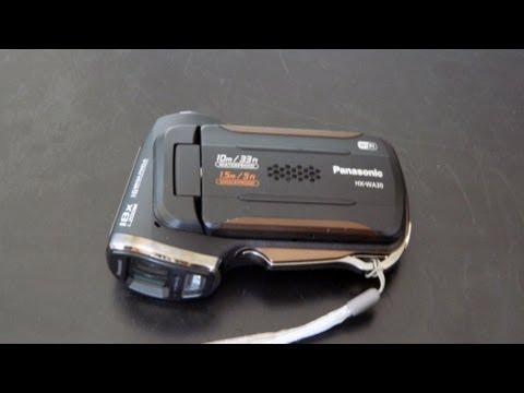 Panasonic WA30 Unboxing & Hands On