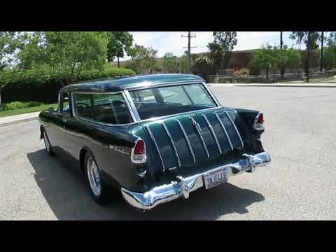 Video of '55 Bel Air Nomad - PWXS