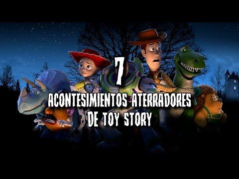 7 ACONTECIMIENTOS ATERRADORES DE TOY STORY