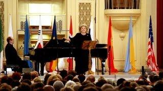 """Elena Obraztsova (mezzo-soprano, Russia). CACCINI - """"Ave Maria"""""""
