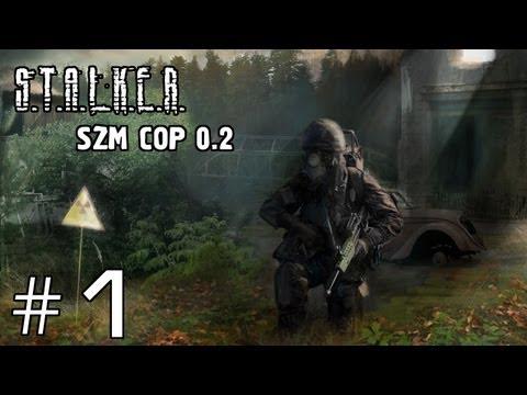 S.T.A.L.K.E.R. SZM CoP 0.2 - Часть 1 (Начало)