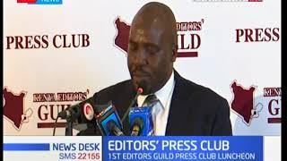 Kenyan Editors engage stakeholders