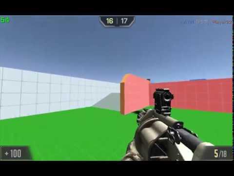 AU Moder FPS Gameplay BR - Gun Master #3