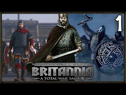 Gameplay de Total War Saga: Thrones of Britannia