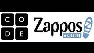 Hour of Code - Zappos & DTLV (Wearable Video Shirt)
