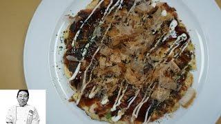 Okonomiyaki - How To Make Series