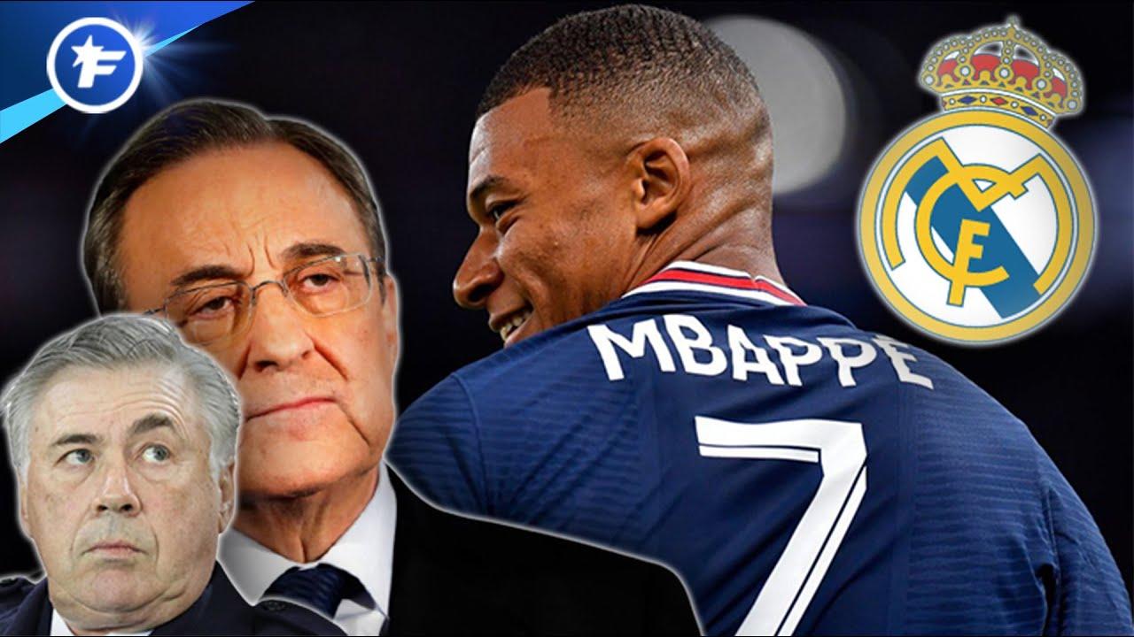 Le Real Madrid prépare son sprint final pour Kylian Mbappé   Revue de presse