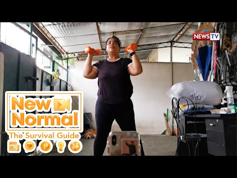 [GMA]  Family Time: #AchievementUnlocked ni Bianca Felipe | New Normal
