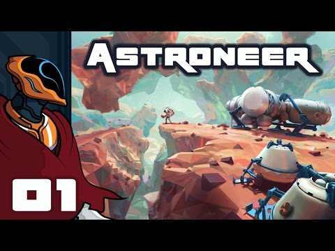 Gameplay de Astroneer
