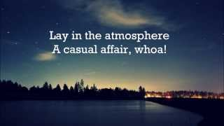 Casual affair - Panic! At the disco (Lyric Video)