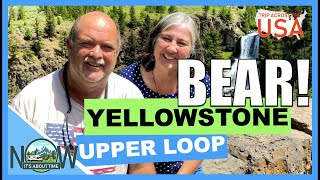 Grand Loop Road, Yellowstone National Park