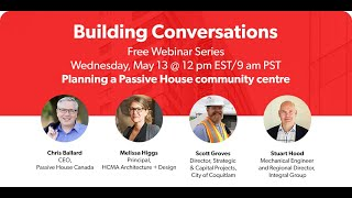 Building Conversations with Planning a Passive House