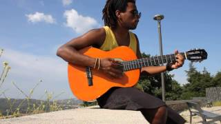 Freddy Strings  - Bob Marley - Redemption Song  - Cover